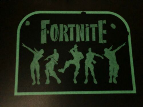 Fortnite Wall Mount Decoration Glow In Dark