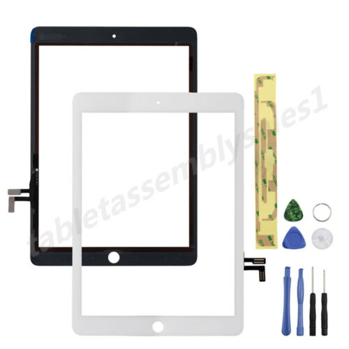A1476 Front Touch Screen Glass Digitizer Replacement For Apple iPad Air 1 A1474