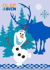 Teppich Disney Frozen Kinder Eiskönigin Spielteppich Kinderteppich Olaf 95x200cm