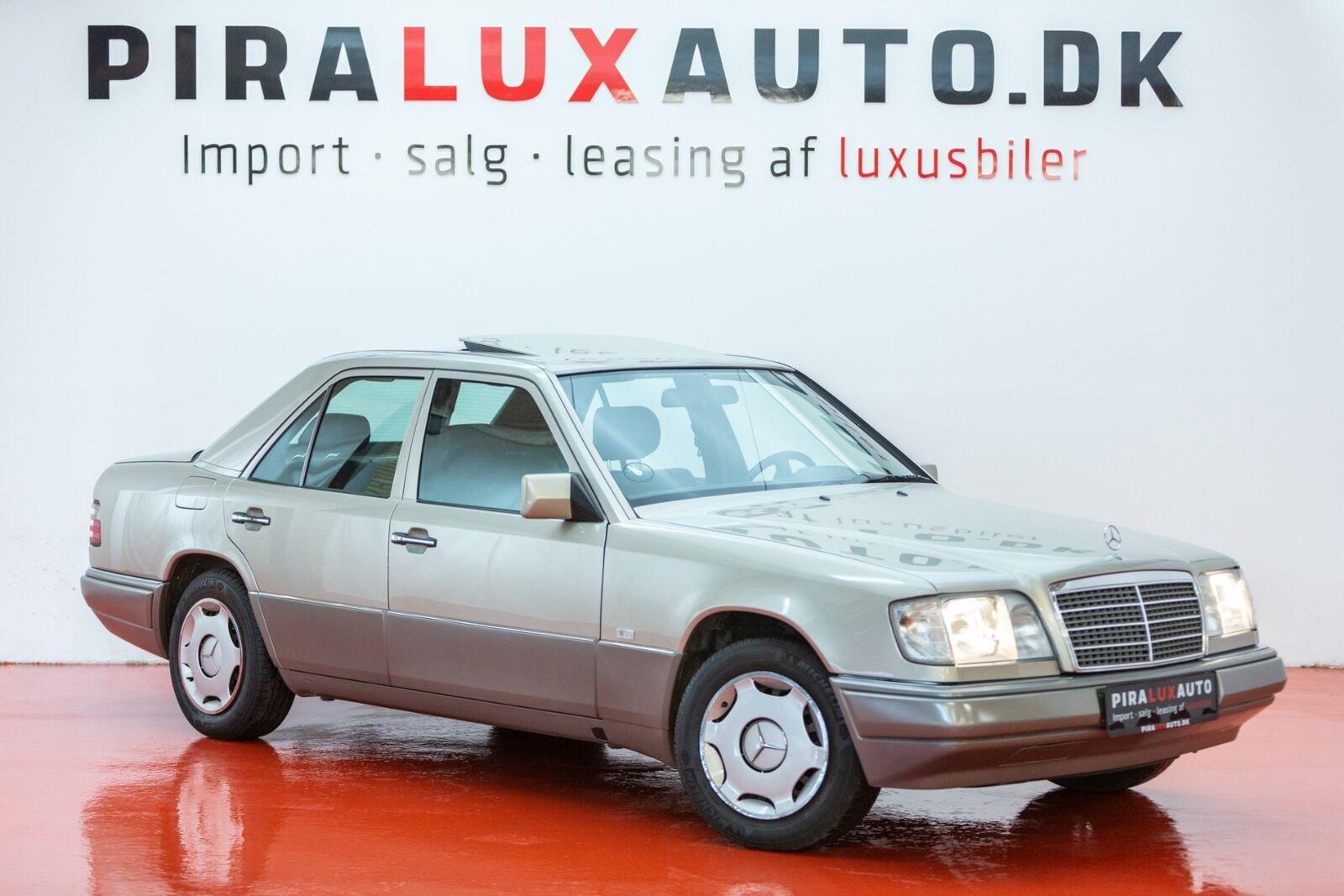 Mercedes E280 2,8 Elegance aut. 4d - 99.900 kr.