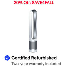 Dyson TP02 Pure Cool Link Connected Tower Air Purifier | Certified Refurbished