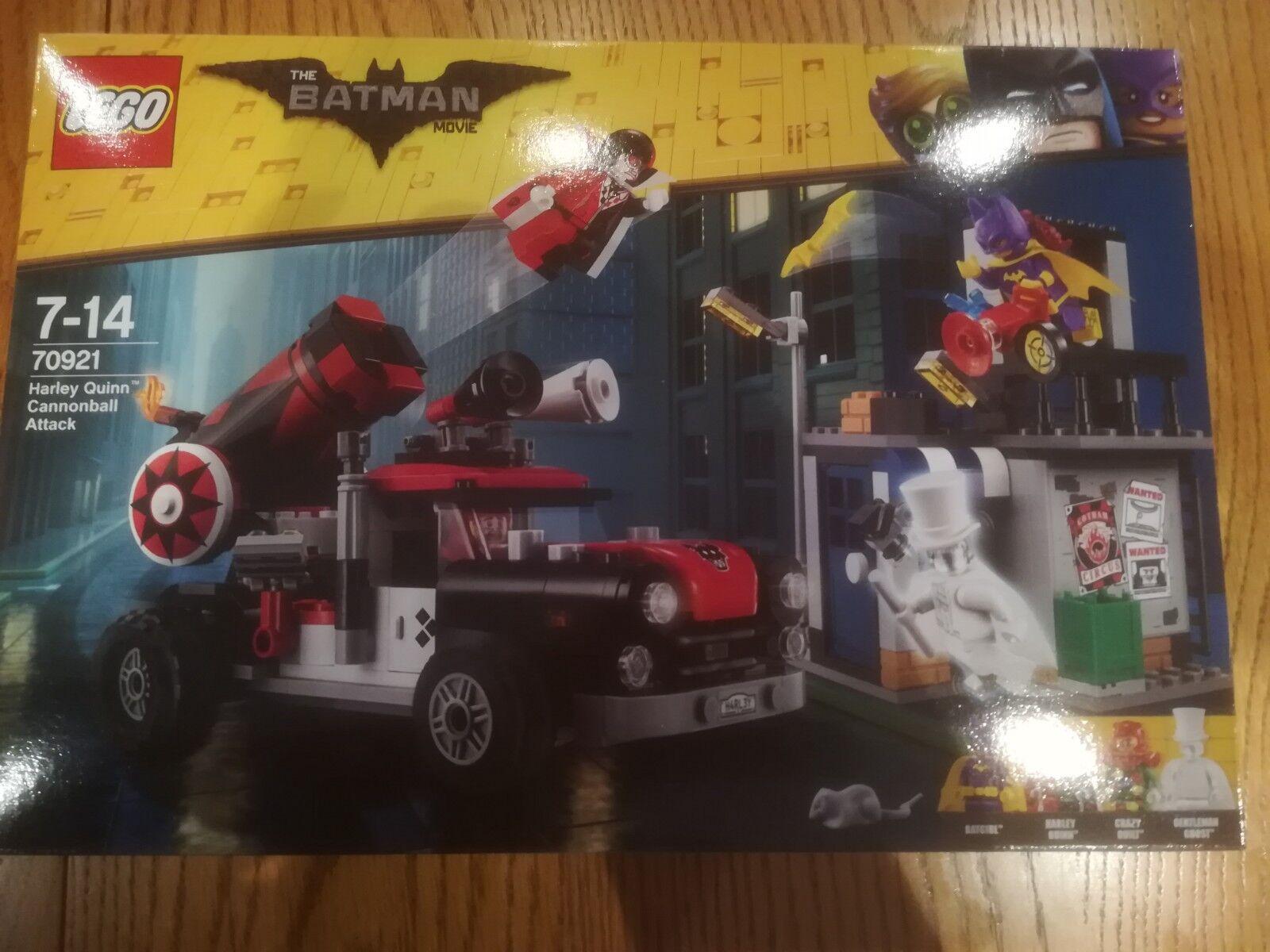 migliore vendita LEGO BATuomo BATuomo BATuomo (Harley Quinn CANNONBtutti ATTACCO 2018)  consegna diretta e rapida in fabbrica