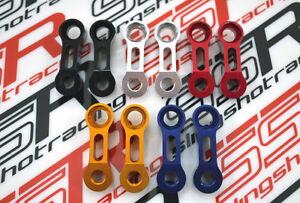 Details about (2017+) Kawasaki Z125 10mm Mirror Riser Risers Extender  Adapter