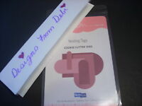 Quickutz Lifestyle Crafts Cutting Die Set Nesting Tags Gift, 5-dies Cc-tags-02
