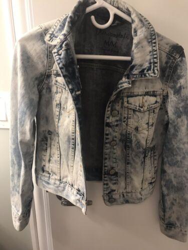 Aerpostale Acid Wash Jean Jacket