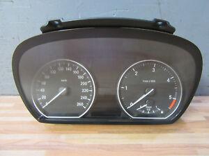 TACHOMETER-BMW-1er-E81-E87-123d-N47S-Kombiinstrument-Ca-123-000-9166825