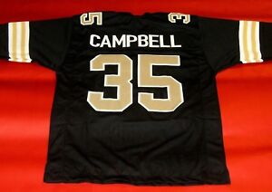 promo code ac2d2 c0bed Details about EARL CAMPBELL CUSTOM NEW ORLEANS SAINTS THROWBACK JERSEY