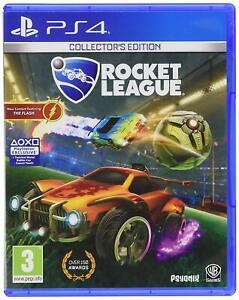 NUOVO-E-SIGILLATO-Rocket-LEAGUE-EDIZIONE-PER-COLLEZIONISTI-Sony-Playstation-4-PS4-Gioco