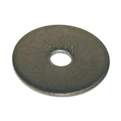 Karosseriescheiben Edelstahl A4 5,3 für M5 - verschiedene Größen - V4A