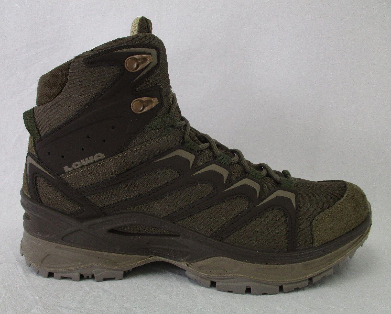 Lowa Uomo Innox Mid TF TF Mid Boots 310605 0736 Coyote Size 10 2d2623