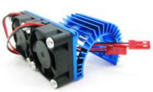 1Pcs 540 550 Motor Heat Sink for 1//10 HSP Car Truck Aluminum HK