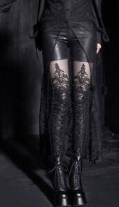 Punk-Rave-K-144-Elegant-Gothic-Floral-Leggings
