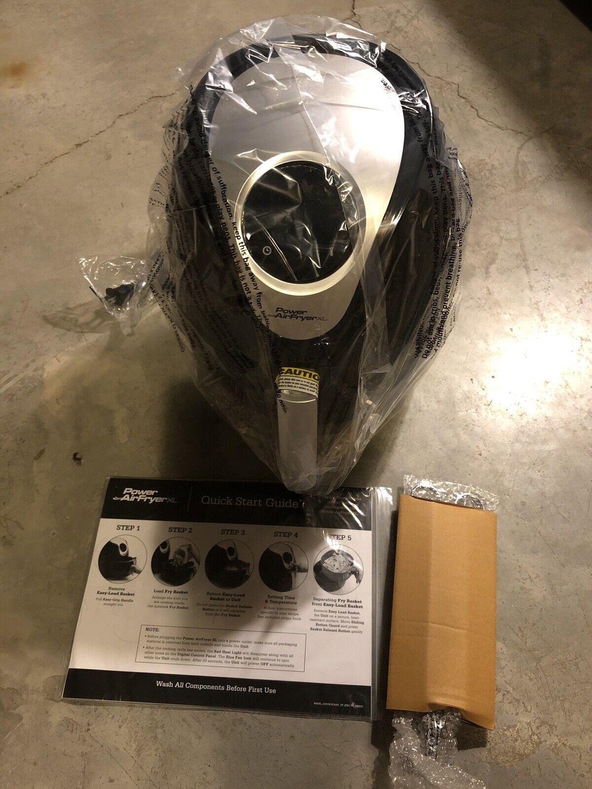 Power AirFryer XL Deluxe 3.4 QT