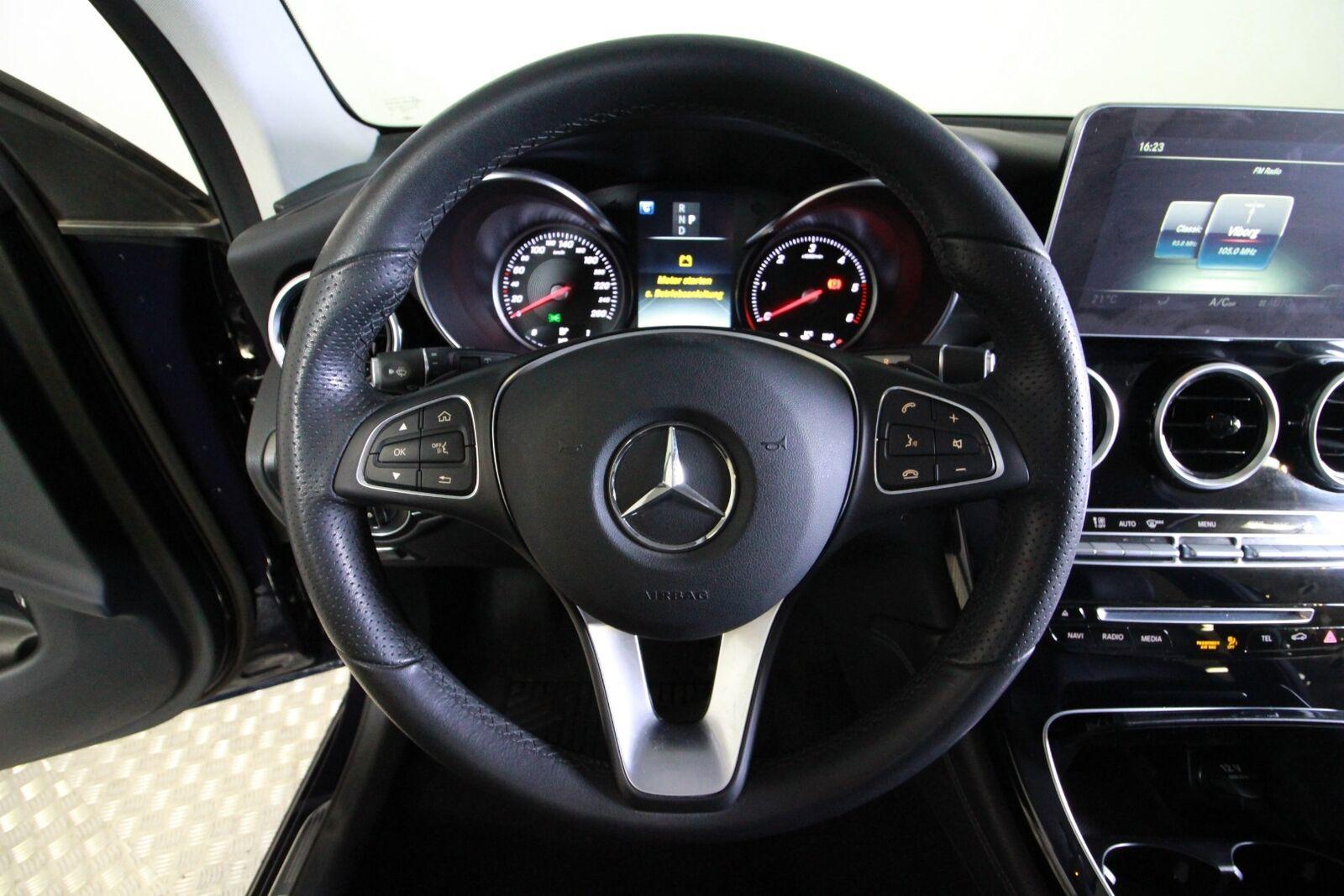 Mercedes GLC250 d aut. 4Matic