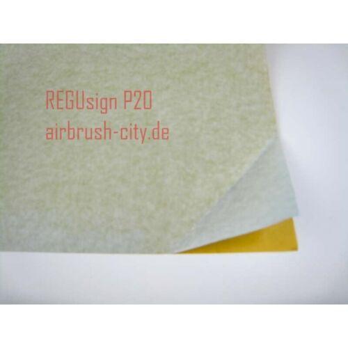 Maskierfolie REGUsign P20 300mm x 3m MUSTERROLLE 5,78€//1qm