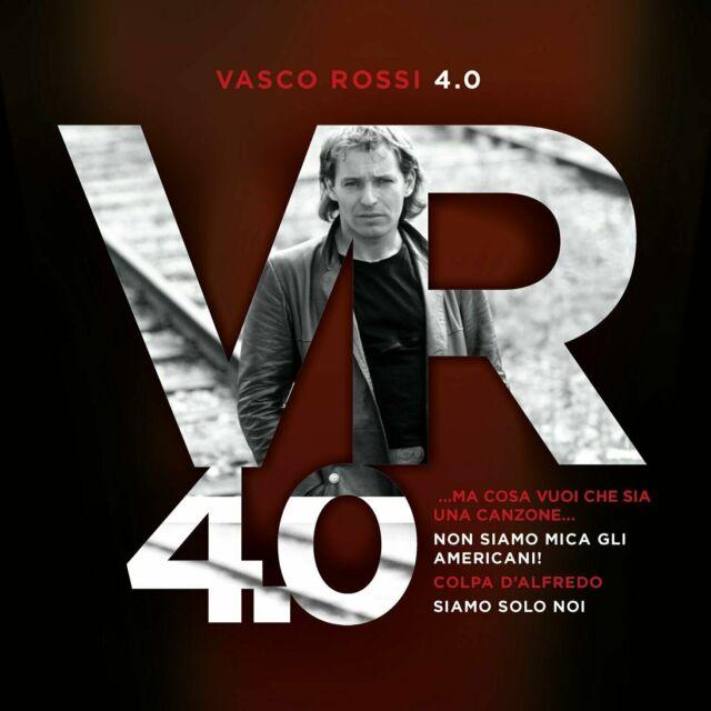 Vasco Rossi 4.0 (4 CD - Nuovo)