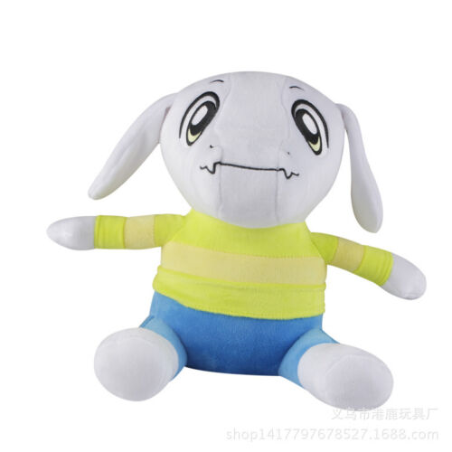 Asriel Animal Stuffed Doll Gift UK Undertale Sans Temmie Papyrus Soft Plush Toy
