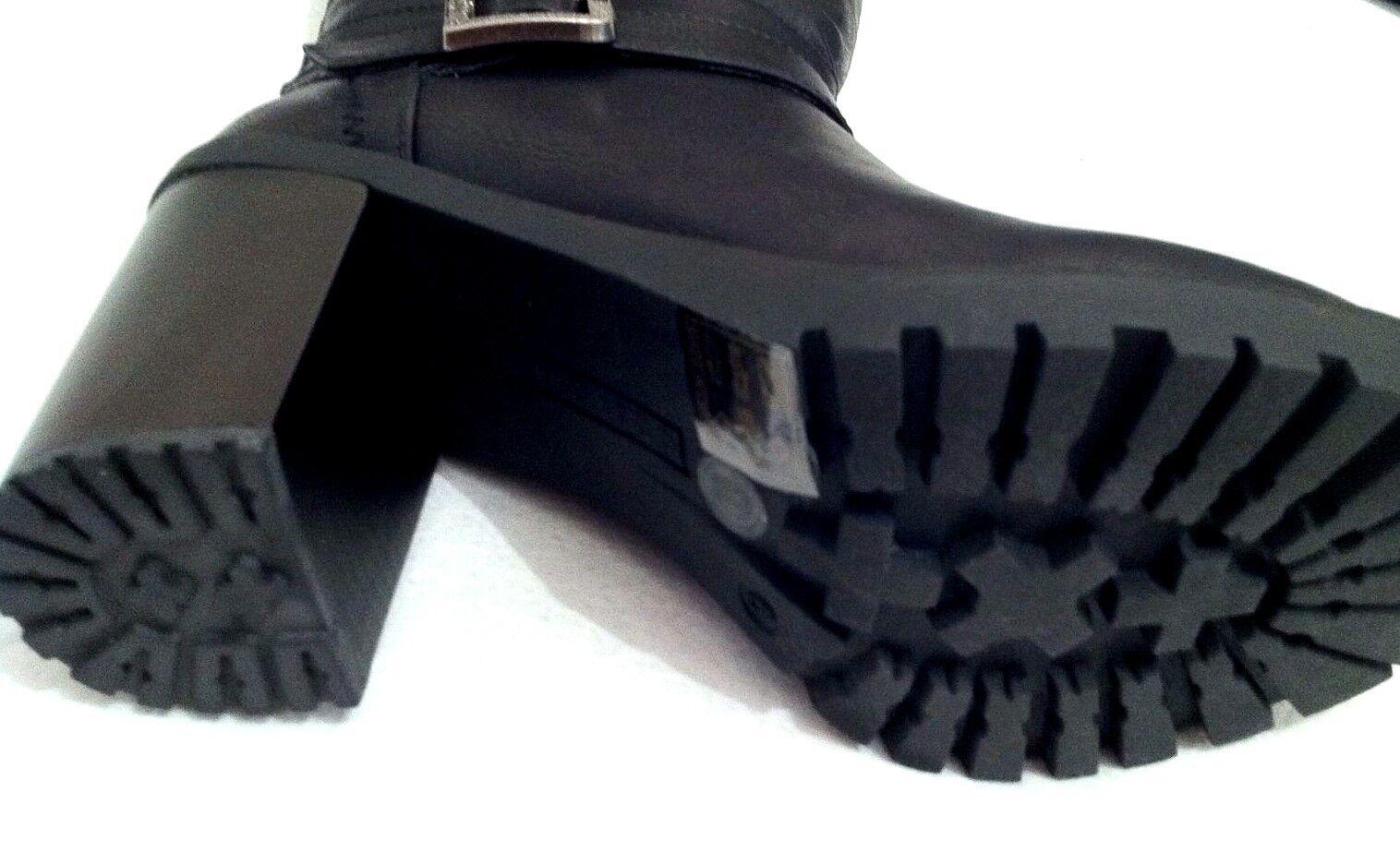 New Damenschuhe Firetrap QUARION Helled Tall Buckle Back Zip 6 Stiefel UK 6 Zip EUR 39 72f80a