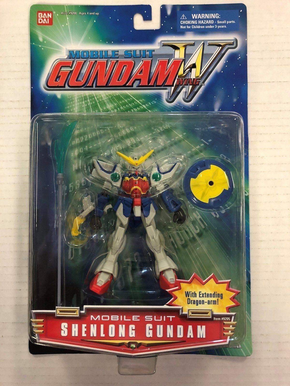 Mobile Suit Gundam Wing Shenlong Gundam Figur Bandai 2000