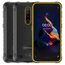 Ulefone Armor X8 Rugged 4G Smartphone Android 10 Cell Phone Waterproof Face ID