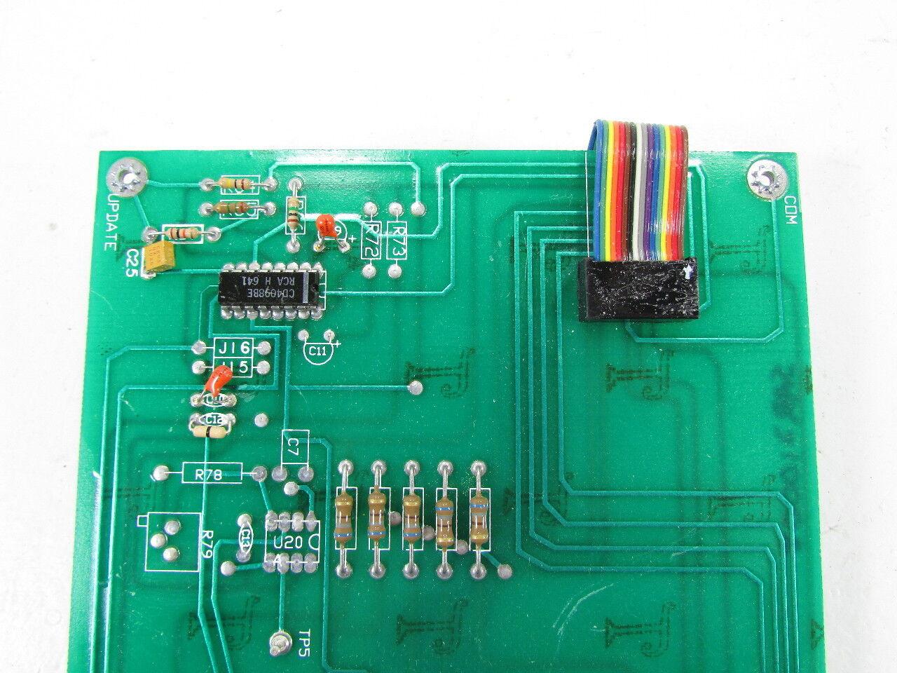 GSE INC. PCB06A 40-20-30664 420806-30665 BOARD
