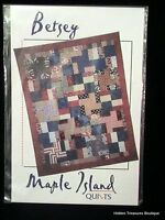 Betsey Maple Island Quilts Pattern Miq 543
