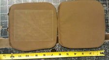 NEW 2 USMC Hip Pads SPC MTV IMTV Military Modular Tactical Vest - Coyote