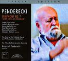 """Penderecki: Symphony No. 7 """"Seven Gates of Jerusalem"""" (CD, Mar-2013, Dux Records)"""