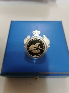 Willie-2008-Malaysia-RMAF-Air-force-Single-Gold-Proof-Coin-Mintage-100pcs