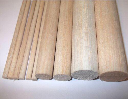 8 mm * top qualité 6 mm 10 mm 5 mm - 25 mm... Modèles CRAFTS Bois de Balsa chevilles