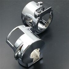 For Honda VTX 1800 model C / R / S / F / N 2002-2007 CHROME Switch Housing Cover
