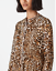 Whistles-Leopard-Printed-Button-Down-Tunic-Shirt-Casual-Mini-Shift-Dress-4-To-16 thumbnail 5