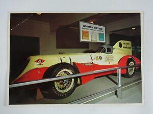 Vintage-Mormon-Meteor-Racing-Car-Postcard-Driver-Ab-Jenkins-Salt-Lake-City-Utah