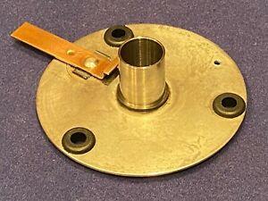 ♫ Leslie Speaker Spindle Plate for Upper Driver - 31A 31H 122 147 145 142 47 45