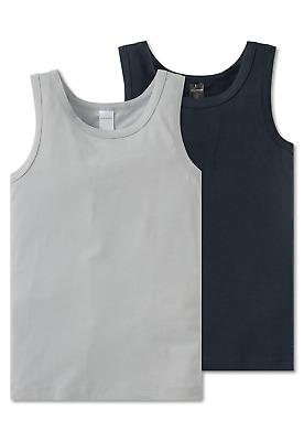 SCHIESSER Jungen Hip-Retro Shorts 2er Pack XS M L 140-176 95//5 CO//EL Boxershorts