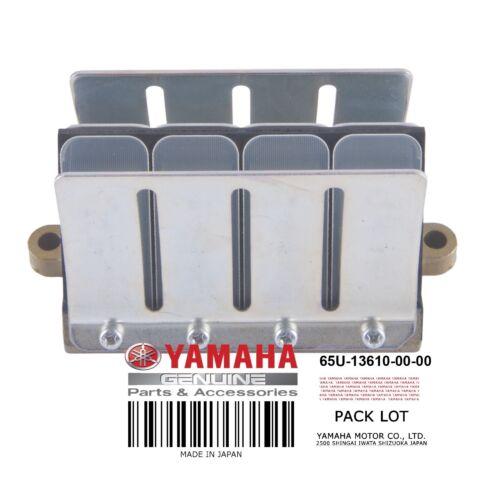 Yamaha OEM REED VALVE ASSEMBLY 65U-13610-00-00