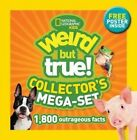 Weird But True Collector's Mega-Set by National Geographic Kids (Paperback / softback, 2015)