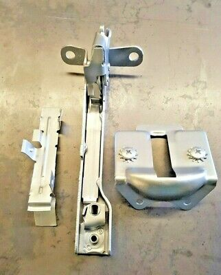 1955 1956 1957  chevy pontiac trunk lid latch cover plate
