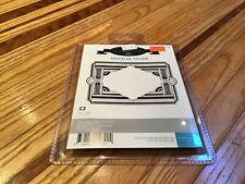 "Ultimate Crafts Classic Sentiments Hotfoil Plate 3.2/""X1/"" Husband  499993991431"