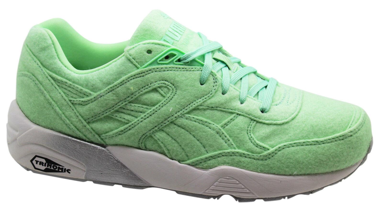 Puma Trinomic R698 Bright Wool Pack Men Trainers Running Shoes 358832 04 U20