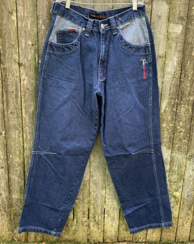 Vintage FUBU The Collection Pants Jeans 32X34