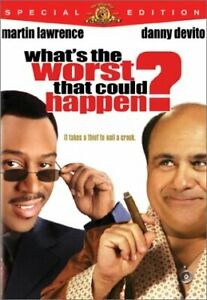 Brand-New-WS-DVD-What-039-s-the-Worst-That-Could-Happen-Martin-Lawrence-Danny-DeVit