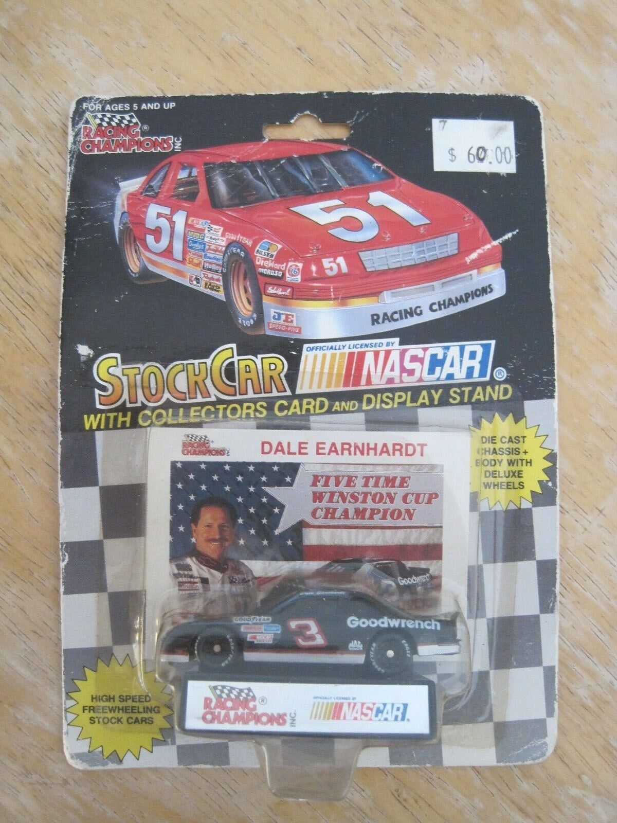 Nascar Racing Champions Dale Earnhardt  64 64 64 GM Goodwrench f33a46
