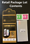 Lot-10-20-50-Tempered-GLASS-Screen-Protector-for-Apple-iPhone-w-Retail-Package thumbnail 6
