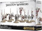 Deathrattle Skeleton Warriors Warhammer Age of Sigmar Games Workshop