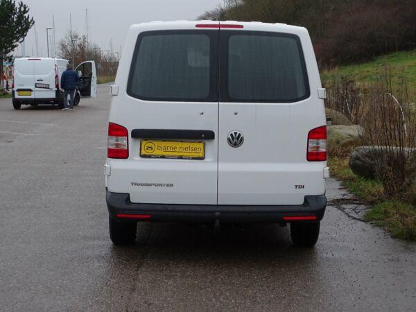 VW Transporter 2,0 TDi 140 Kassev. kort - billede 2