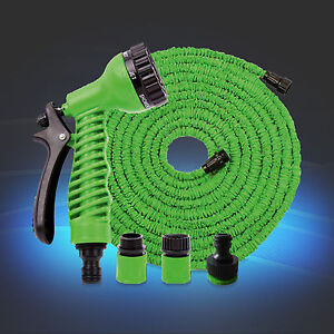 Flexibler-Gartenschlauch-Wasserschlauch-15-22-5-oder-30-m-dehnbar-Flexischlauch