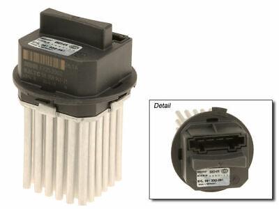 For 2011-2018 Volvo S60 Blower Motor Resistor Behr 87456BD 2012 2013 2014 2015
