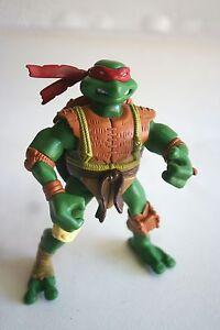 Teenage-Mutant-Ninja-Turtles-TMNT-PALEO-PATROL-Raphael-Action-Figure-2006