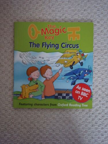 1 of 1 - Oxford Reading Tree -The Magic Key -The Flying Circus